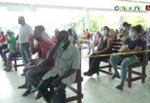 Vlot verlopen vaccinatiecampagne te Tamanredjo