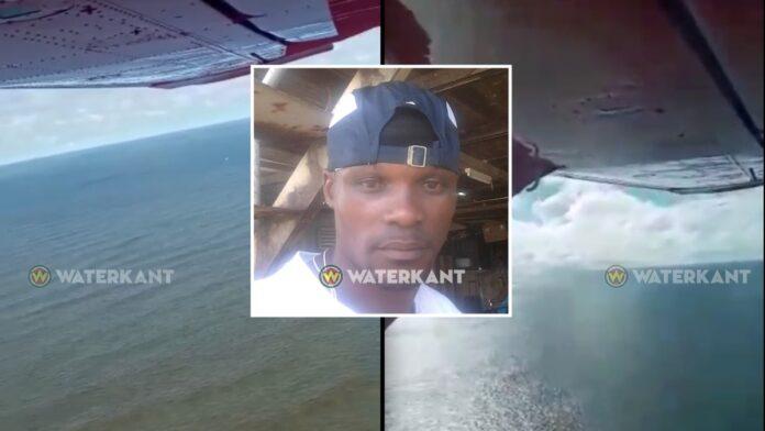 Zoekactie met vliegtuig naar op zee vermiste Guyanese kapitein