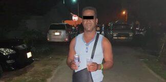 Winston L. mishandelde ex-vriendin zondag, waarna ze aangifte deed