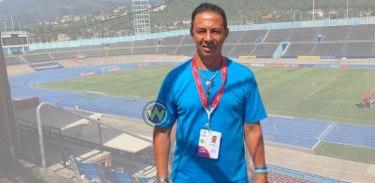 Veel lof in Nederland voor Surinaamse voetbal commentator Marciano Zalman