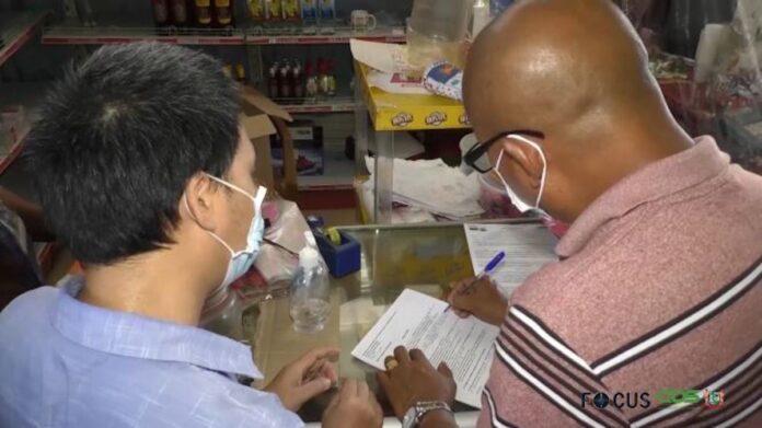 Controle Dienst voert inspecties uit in Para na klachten over prijsopdrijving