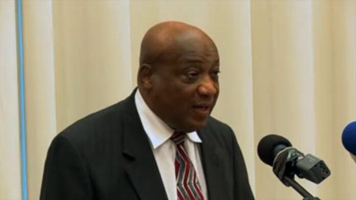 Ex-president van Suriname Jules Wijdenbosch