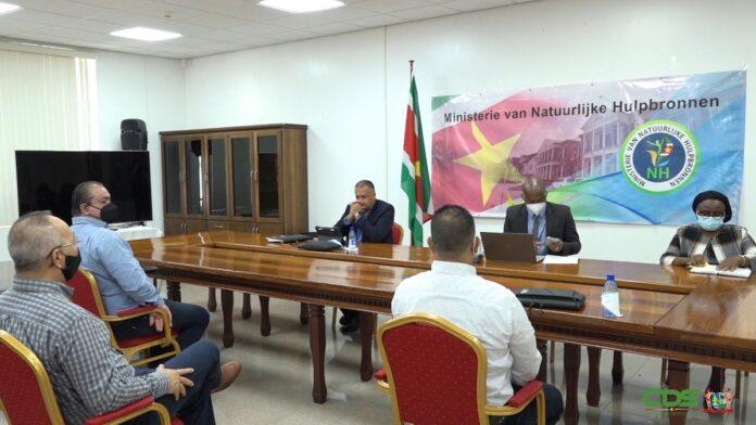 Nieuwe Raad van Toezicht Energie Autoriteit Suriname geïnstalleerd