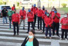 Surpost-medewerkers kloppen wederom aan bij vicepresident