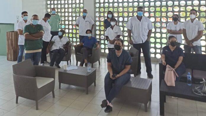 Artsen Academisch Ziekenhuis voor de tweede dag in beraad