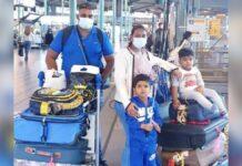 5 jarige Arush Lachan uit Suriname wordt vandaag geopereerd in Nederland