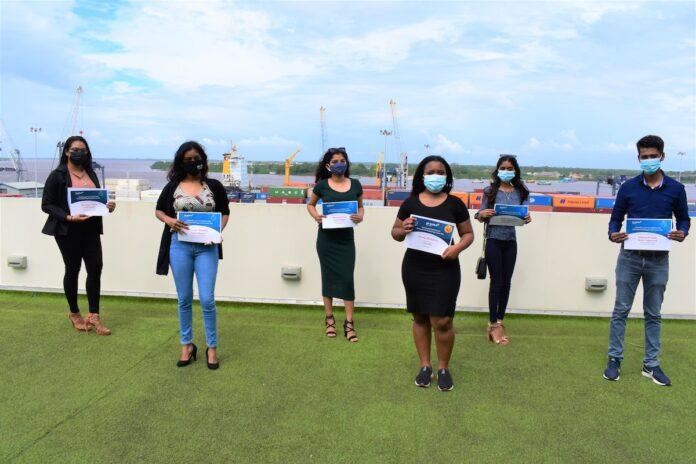 DP World Paramaribo organiseert eerste Environmental Engineering Contest