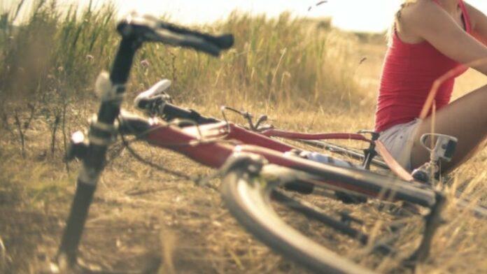 fiets-gevallen