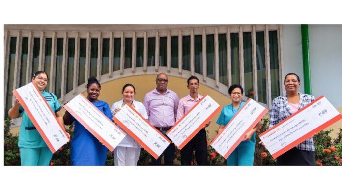 Verpleegkundigen COVID-zorg ontvangen financiële geste als persoonlijk 'Dank je Wel'