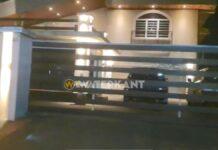 Zwaar bewapende eenheid doet inval bij woning Laan van Louisehof