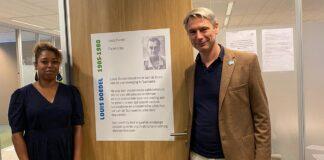 Zaal in Vakbondshuis Amsterdam vernoemd naar Louis Doedel