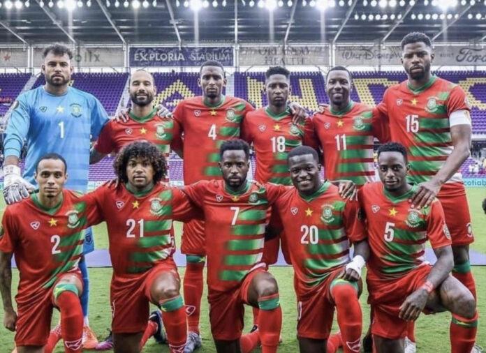 Vanavond Suriname tegen Costa Rica in Orlando