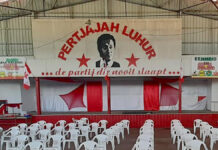 Launch Pertjajah Luhur's naamloze vennootschap 'NV Volks Impex'