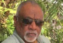 Directeur van OCER Ranjan Ramdin overleden