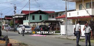 Dode na schietpartij in centrum Paramaribo