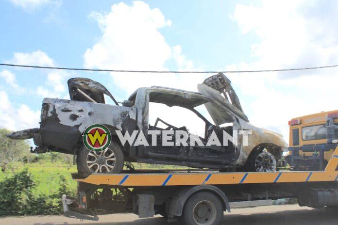 VIDEO: Zaak lichamen in uitgebrande auto lijkt op afrekening
