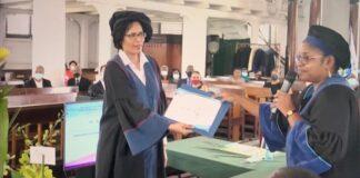 Oratie professor Monique Veira eerste vrouwelijke hoogleraar Juridische Faculteit AdeKUS