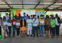 BNTF basis ondernemerschap training SPWE afgerond