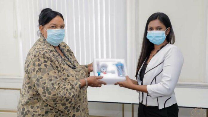 BOG ontvangt twee manometers voor Medisch Centrum