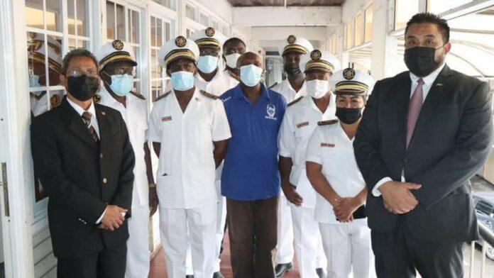 Hoofdstembureauleden Sipaliwini beëdigd door Biza-minister