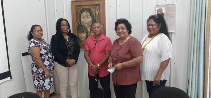 Directoraat cultuur start dialoog met inheemse organisaties