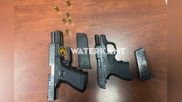 Jongeman lost uit stoerheid schot met illegale wapen broer
