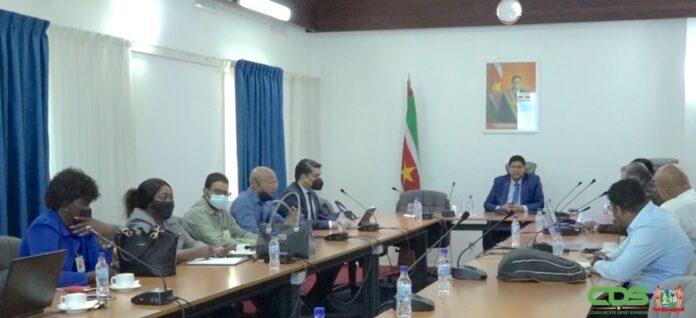 Directie Telesur blikt tevreden terug op vervolgmeeting met regering