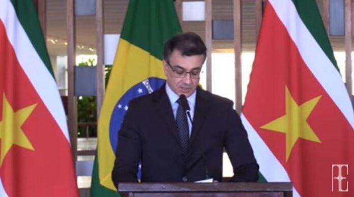 Suriname wil naar bredere en meer strategische samenwerking met Brazilië