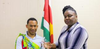 Ondanks beperkte financiën probeert ministerie te investeren in Jaïr Tjon En Fa