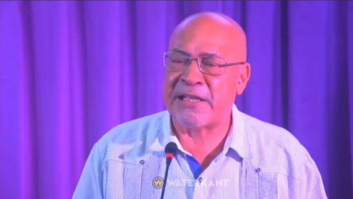 NDP-voorzitter tevens ex-president van Suriname-Desi Bouterse