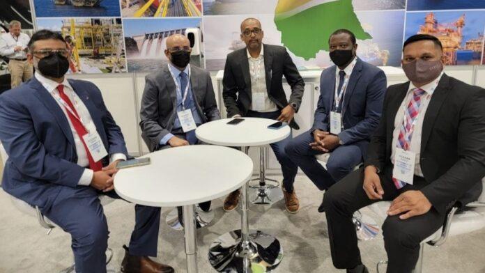 Strategic Recruitment Suriname aanwezig op belangrijke Offshore Oil & Gas conferentie