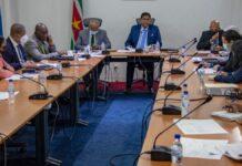 Anti-Money Laundering Steering Council rapporteert aan president