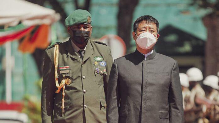 'Voorbereidingen voor formeel staatsbezoek president Santokhi aan China'