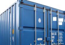 Cocaïne in 64 deurvergrendelingsstaven van lege containers aangetroffen