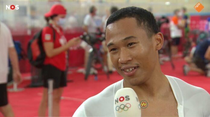 VIDEO: Jaïr hoopt op sponsors na 4e plek finale Olympische Spelen