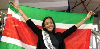 Miss Supranational Suriname 2021 in Polen