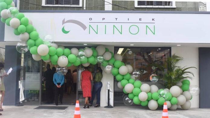 Optiek Ninon uit Suriname opent vestiging in Guyana