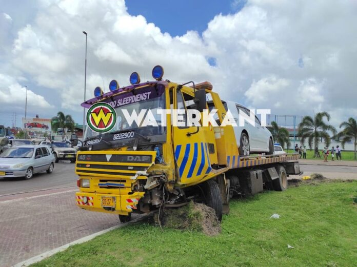 Truckbestuurder fataal ongeluk niet in bezit van juiste categorie rijbewijs