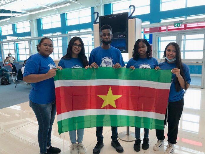 Vijf middelbare scholieren naar VS voor programma Youth Exchange and Study
