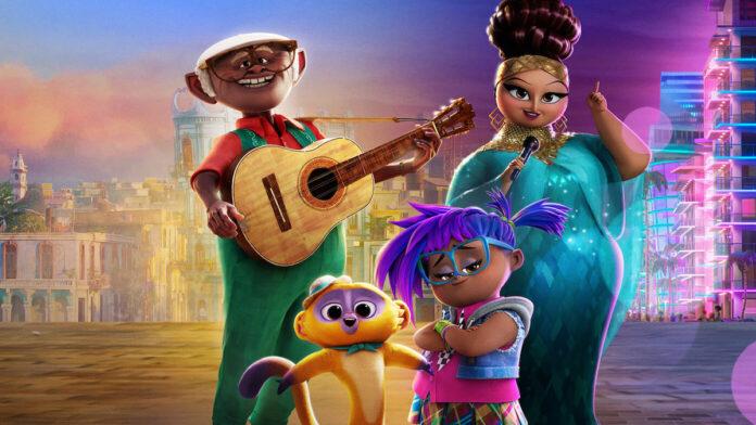 Jeannine La Rose en Ed Rust in NL versie Netflix animatiefilm Vivo