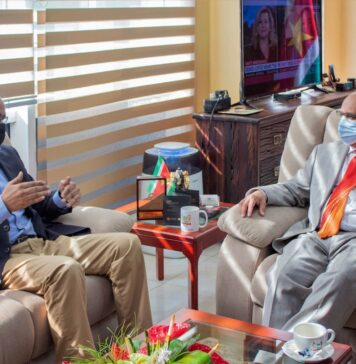 Suriname en Guyana bespreken gezamenlijke exploitatie gasreserves