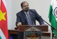 Ambassadeur van India in Suriname, Shankar Balachandran