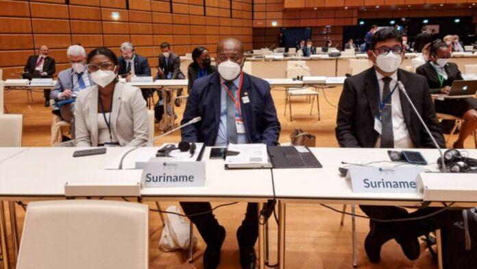 DNA-delegatie participeert aan paneldiscussie IPU
