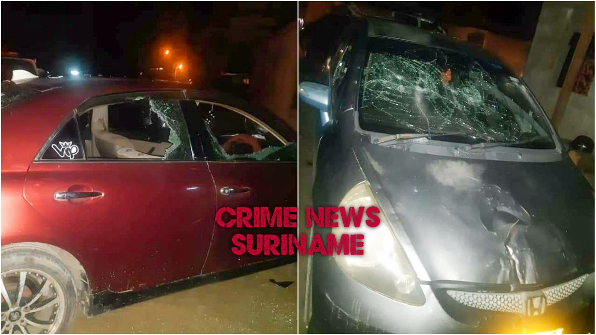 Echtpaar beroofd en naderhand beschoten door dezelfde rovers