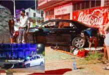 Gewonden bij aanrijding na rijden door rood licht tijdens lockdown