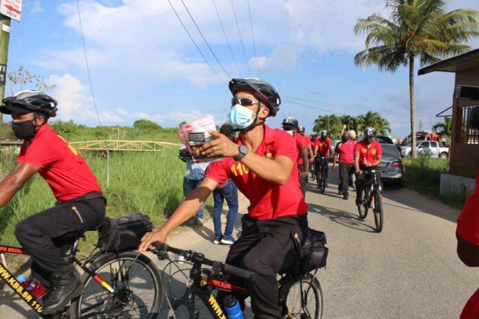 Brandweer houdt kick-off 'Droge Tijd Campagne'