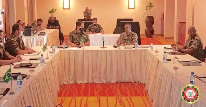 Afspraken legers Suriname en Brazilië over voortzetting bestaande militaire coöperatie