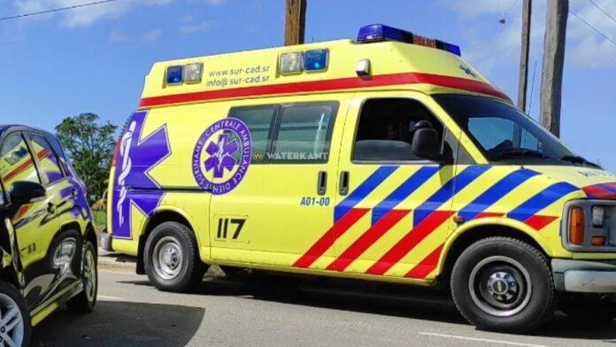 ambulance-117-suriname