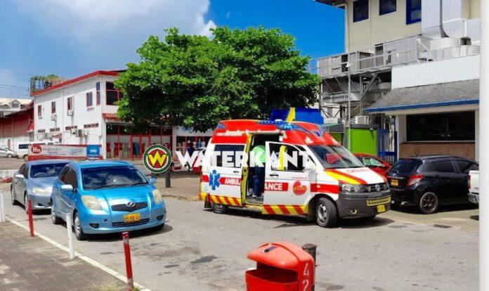 Dakloze verwondt lotgenoot met scherp voorwerp in centrum