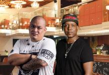 Andy Safado en Gilly Gonzales op eerste Caribbean Party na ruim 1,5 jaar
